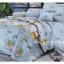 ผ้าปูที่นอน ลายกราฟฟิค ขนาด 6 ฟุต(5 ชิ้น)[GA-04] thumbnail 1