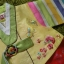 Hanbok Girl ฮันบกผ้าไหมสีสดใส สำหรับเด็ก 6 ขวบ thumbnail 3