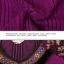 UM6102011 เสื้อยืดแขนยาวโมฮีเมียนสีม่วง เย็บปักถักร้อยชาติพันธุ์ thumbnail 6