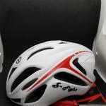 หมวกทรงแอโร่ S-Fight รุ่น JT131 สีขาว Size L