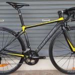 จักรยานเสือหมอบ Twitter Hunter เฟรม Top Aluminium ชุดขับ Shimano Sram Apex 20 Speed Groupset ดุมล้อแบริ่ง กระโหลกกลวง