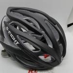 หมวกปั่นจักรยาน S-Fight รุ่น H17 สีดำล้วน