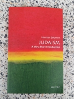 ่JUDAISM A VERY SHORT LNTRODUCTION / SOLOMON
