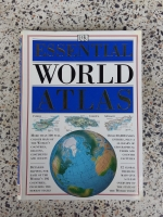 ESSENTIAL WORLD ATLAS / DK