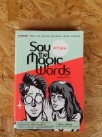 คำวิเศษ Sau the moqic words / a book