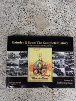 Daimler & Benz The Complete History / Dennis Adler
