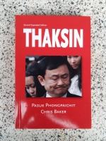 PASUK PHONGPAICHIT CHRIS BAKER / THAKSIN / SILKWORM BOOKS