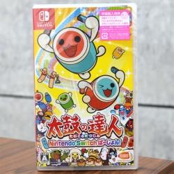 ++ เกมตีกลอง ++ Nintendo Switch Taiko no Tatsujin: Nintendo Switch Version! Zone JP / Japanese ราคา 1890.-