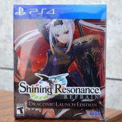 PS4™ Shining Resonance Re:frain [Draconic Launch Edition] Zone US / English