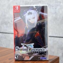 Switch™ Shining Resonance Re:frain [Draconic Launch Edition] Zone US / English ราคา 1890.-
