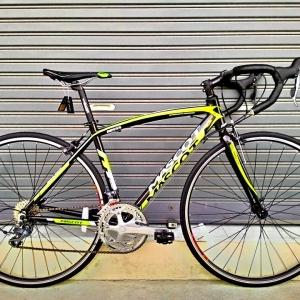 จักรยานเสือหมอบ Mascot รุ่น RB555 เฟรมอลูมิเนียม 6061 ชุดเกียร์ Shimano Claris 16 Speed Size 47