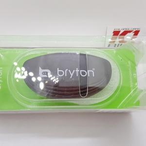 เซ็นเซอร์วัดอัตราการเต้นของหัวใจ Bryton รองรับการเชื่อมต่อ ant+