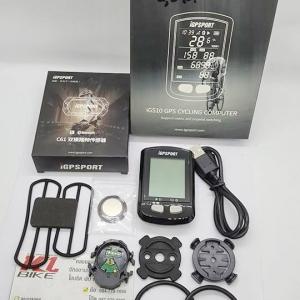 ไมล์ระบบ GPS ไม่ใช้เซ็นเซอร์ที่ล้อ IGPSport รุ่น S10 อุปกรณ์มีตัวเครื่องและเซ็นเซอร์วัดรอบขา