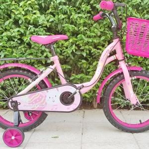 จักรยานเด็ก Maximus รุ่น Melody ล้อ 16 นิ้ว ล้อช่วยข้าง เฟรมเหล็ก ทรงโค้ง
