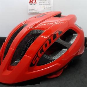 Hot Promotion หมวก MTB Scott รุ่น Supra สีแดงล้วน