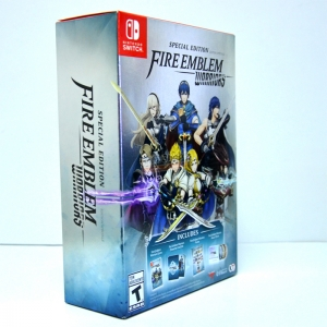 Nintendo Switch™ Fire Emblem Warriors (Special Edition) Zone US / English ราคา 2990.-