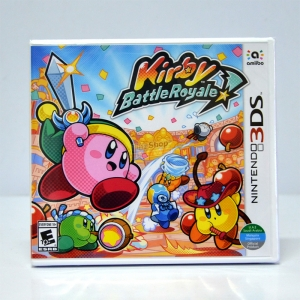 3DS™ Kirby Battle Royale Zone US/ English ราคา 1390.-