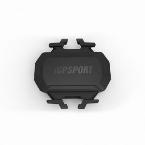 เซ็นเซอร์วัดรอบขา IGPSport รุ่น C61 ปล่อยสัญญาณแบบ Dual Band คือ ANT+ และ Bluetooth 4.0 BLE