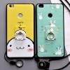 (พรีออเดอร์) เคส Xiaomi/Mi Max-เคสนิ่มลายการ์ตูน พร้อมสายคล้องคอ+ห่วงคล้องนิ้ว