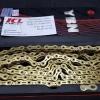 โซ่ทอง ชุบไททาเนียมไททาเนียม เซาะร่อง YBN รุ่น Gold 11 Speed