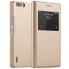 (พรีออเดอร์) เคส Huawei/Honor6 Plus-Flip case แบบมีช่อง