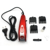 [SONAR V.2] แบตเตอร์เลี่ยนตัดผมชนิดมีสาย ปัตตาเลี่ยนไฟฟ้าสีแดง แบตตาเลี่ยนเด็ก แบตเตอเลี่ยนตัดผมเด็กชาย เครื่องตัดผม RED Professional Electric Hair Clipper For Men & Women