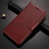 (พรีออเดอร์) เคส Nokia/Nokia6-Flip case หนังสีเรียบ