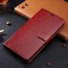 (พรีออเดอร์) เคส Lenovo/A7000-Flip case หนังสีเรียบ