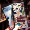 (พรีออเดอร์) เคส Xiaomi/Mi Note-เคสนิ่มลายการ์ตูน 3D