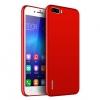 (พรีออเดอร์) เคส Huawei/Honor6 Plus-เคส TPU นิ่ม สีเรียบ