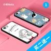 (พรีออเดอร์) เคส Xiaomi/Mi Note-เคสนิ่มลายการ์ตูน พร้อมสายคล้องคอ+ห่วงคล้องนิ้ว