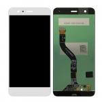 ราคาหน้าจอชุด+ทัชสกรีน Huawei P10 Lite อะไหล่เปลี่ยนหน้าจอแตก ซ่อมจอเสีย สีขาว