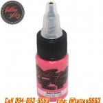 [WORLD FAMOUS] หมึกสักเวิล์ดเฟมัส หมึกสักลายเวิล์ดเฟมัส สีสักลายสีชมพู ขนาด 1/2 ออนซ์ สีสักนำเข้าจากประเทศอเมริกา World Famous Tattoo Ink - Bali Pink (1/2OZ/15ML)