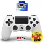 DUALSHOCK®4 Wireless Controller :: (Glacier White) CUH-ZCT2G 13 (สีขาว)