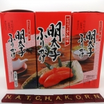 ผงโรยข้าวรสไข่ปลาทะระ (Mentaiko)