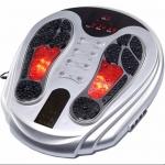 Footcare เครื่องนวดฝ่าเท้า เครื่องนวดเท้าไฟฟ้า กระตุ้นฝ่าเท้าด้วยคลื่นแม่เหล็กไฟฟ้า นวดผ่อนคลายอาการปวดฝ่าเท้า Electromagnetic Wave Pulse Foot Massager for Pain Relief