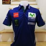 เสื้อขี่มอเตอร์ไซค์โปโล MotoGP Yamaha Polo #2