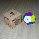 YuXin Little Magic Megaminx V2 Sculpture Stickerless