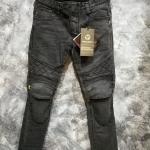กางเกงขี่มอเตอร์ไซค์ ROCK BIKER Black