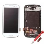 ราคาหน้าจอชุดแท้ Samsung Galaxy S3 แถมฟรีไขควง ชุดแกะเครื่อง+กาวติดหน้าจอ
