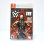 NintendoSwitch™ WWE 2K18 Zone US / English