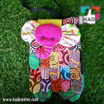 กระเป๋าผ้าช้าง สวยน่ารัก