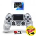 DUALSHOCK®4 Wireless Controller :: Crystal CUH-ZCT2G 17 (สีขาวใส)
