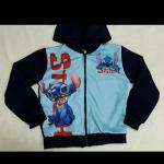 เสื้อกันหนาวสติ๊ชสีฟ้า 3- 8 ปี ราคา 199 บาท