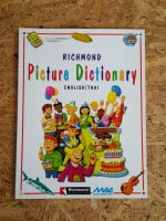 RICHMOND Picture Dictionary ENGLISH / THAI