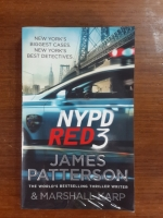 NYPD RED 3 : JAMES PATTERSON