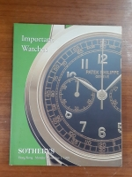 SOTHEBY'S HONG KONG SALE HK 0155 Important Watches November 1, 1999