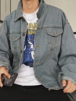 เสื้อแจ็คเก็ตยีนส์ | แจ็คเก็ตยีนส์ | เสื้อผ้าผู้ชาย