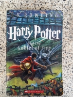 Harry Potter and the Goblet of Fire / SCHOLASTIC