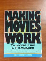 MAKING MOVIES WORK / JON BOORSTIN